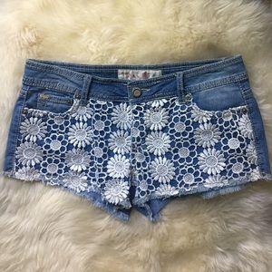 1st Kiss Jeans Shorts